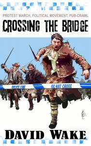 Crossing the Bridge (front cover)